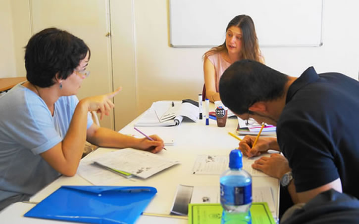 Intensive English Courses Reading