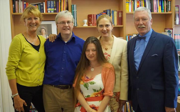 ELC Reading Staff